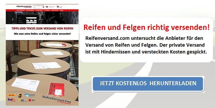 Download Studie Versand von Reifen