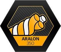 Aralon 350 Continental Geschwindigkeit
