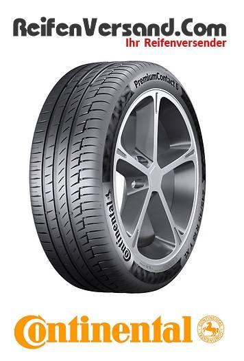PremiumContact 6 von Continental auf Reifenversand.com