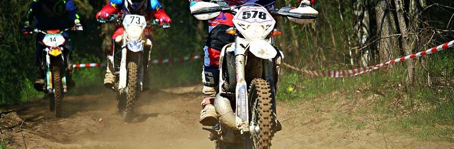 Enduro Motorradreifen auf Reifenversand