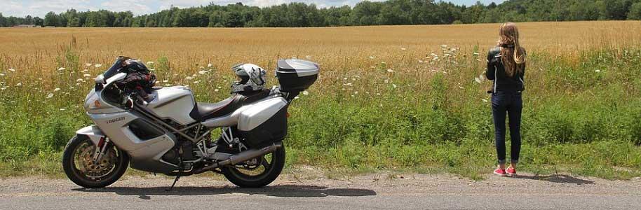 Touring Motorradreifen auf Reifenversand