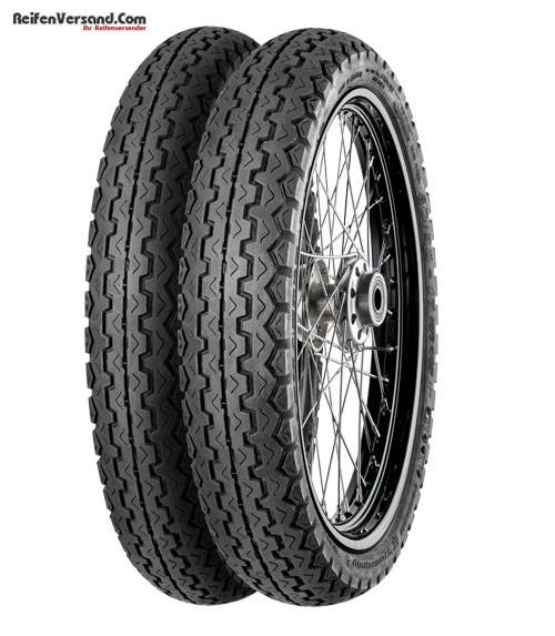ContiLegend Motorradreifen von Continental auf Reifenversand